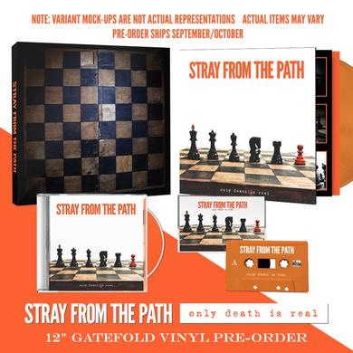 Stray From The Path - 'Only Death Is Real' Pre-Order Vinyl Box Set