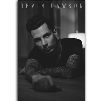 Devin Dawson All On Me 12x18 Poster