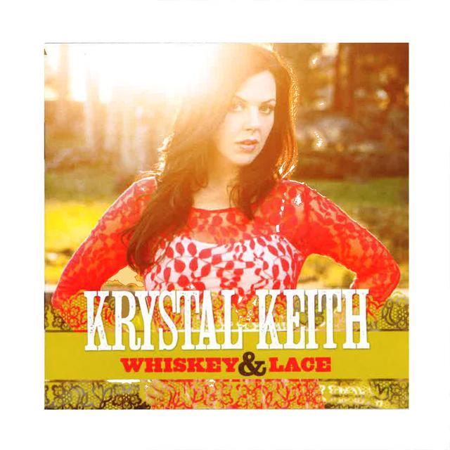 Krystal Keith Whiskey & Lace CD