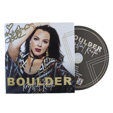 Krystal Keith Signed Boulder EP