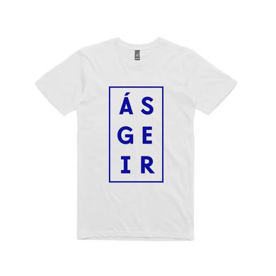 Asgeir Afterglow / White T-shirt