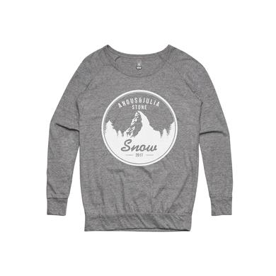 Angus & Julia Stone Snow Mountain / Womens Longsleeve T-shirt