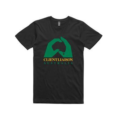 Client Liaison Landcare / Black T-shirt