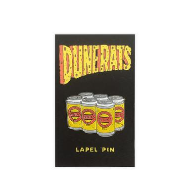 Dune Rats Lager / Pin