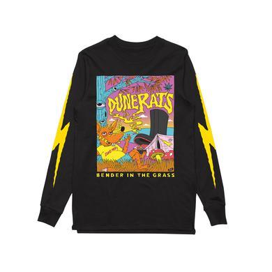 Dune Rats Splendour Bender / Longsleeve T-shirt Black