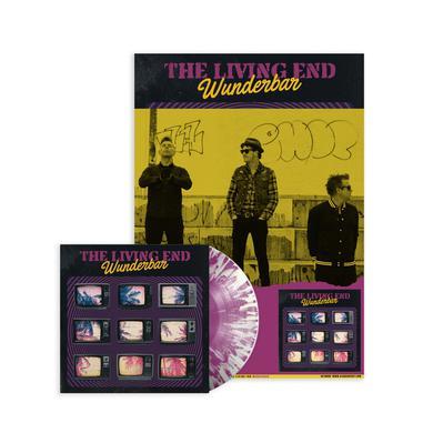 The Living End **PREORDER** Wunderbar / Signed Poster +  LP Bundle 7