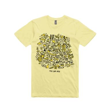 Mac Demarco This Old Dog  / Album Art / Yellow T-shirt