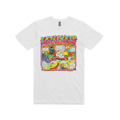 Mac Demarco Montero Ponies / White T-shirt