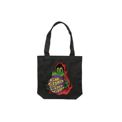 King Gizzard & The Lizard Wizard Gizzfest 2017 / Tote Bag