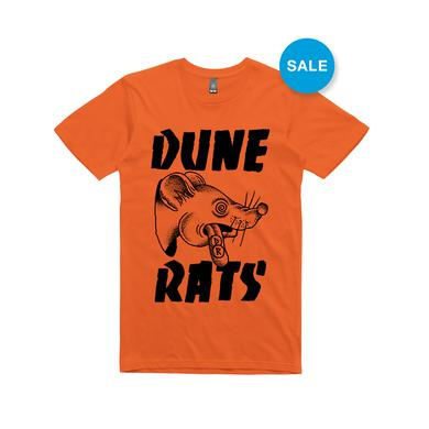 Dune Rats Acid Rat / Orange T-shirt