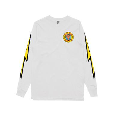 Dune Rats Death Rat / White Longsleeve T-shirt