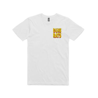 Dune Rats Stoned / White T-shirt
