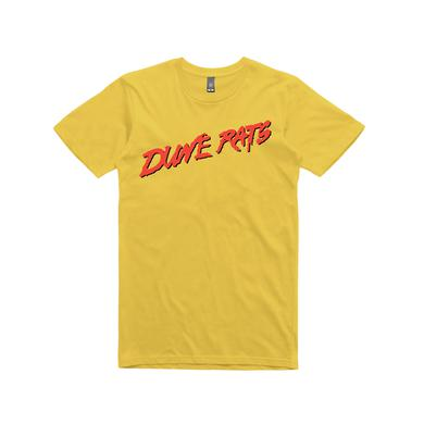 Dune Rats Sexy Beach / Yellow T-shirt