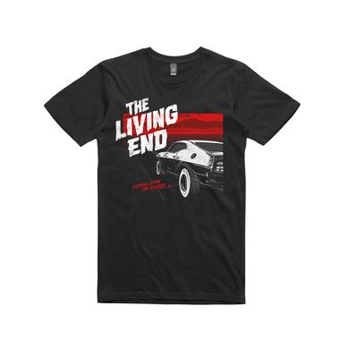 The Living End Highway Tour / Black T-shirt