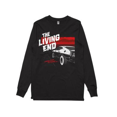 The Living End Highway Tour /  Black Longsleeve