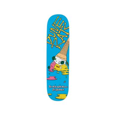 Dune Rats THE KIDS WILL KNOW IT'S BULLSHIT / SKATEBOARD DECK