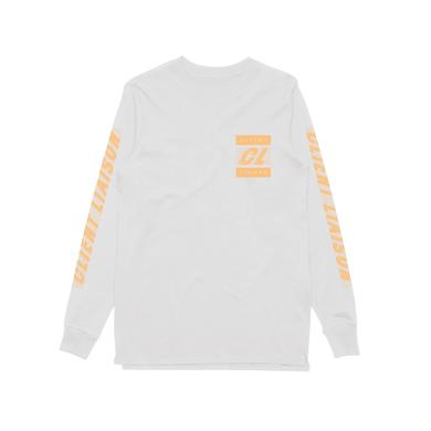 Client Liaison Speed 1.0 / Peach Longsleeve T-shirt / LIMITED EDITION