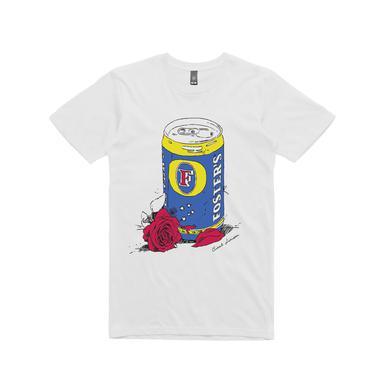 Client Liaison Fosters / White T-shirt