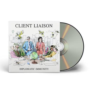 Client Liaison Diplomatic Immunity / CD