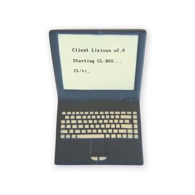 Client Liaison Computer / Stress Ball