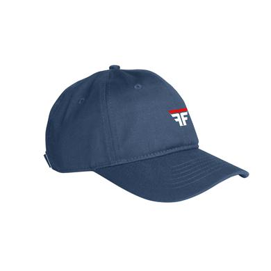 Flight Facilities Logo Navy Cap