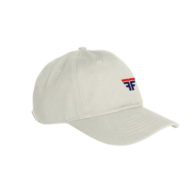 Flight Facilities Logo White Cap