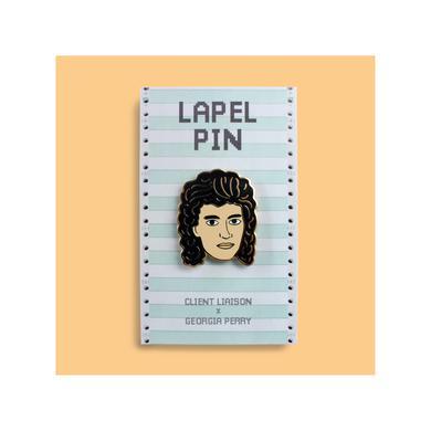 Client Liaison Monte Morgan / Lapel Pin