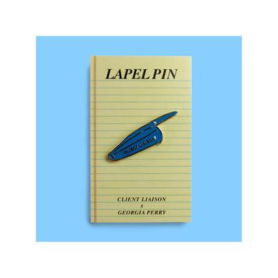 Client Liaison Pen Lid / Lapel Pin