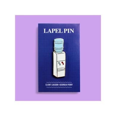 Client Liaison Water Cooler / Lapel Pin