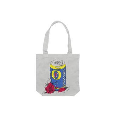 Client Liaison Fosters / White Tote Bag