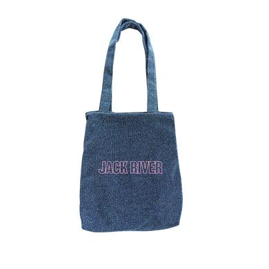 Jack River Sparkly / Tote Bag