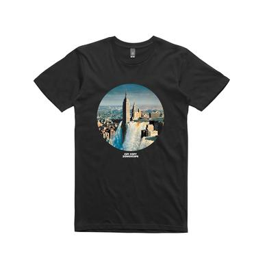 Cut Copy Zonoscope / black t-shirt