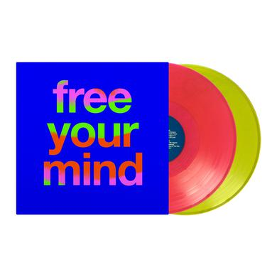 "Cut Copy Free Your Mind / 2 x 12"" LP (Vinyl)"
