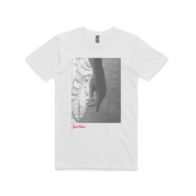 Nick Murphy Built On Live Tour / White T-shirt