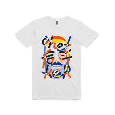 Nick Murphy Head / White T-shirt