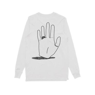 Nick Murphy Built On Live / White Longsleeve T-shirt