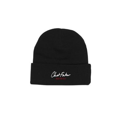 Nick Murphy 'Built On Live' / Black Beanie