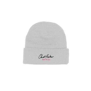 Nick Murphy 'Built On Live' / White Beanie