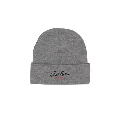 Nick Murphy 'Built On Live' / Grey Beanie