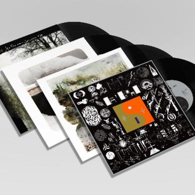 Bon Iver Catalog Bundle / 4 x LP Vinyl