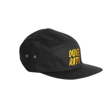 Dune Rats Acid Logo / Black Cap