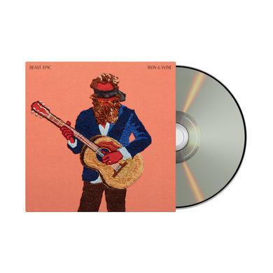 Iron & Wine Beast Epic / CD ***PREORDER***