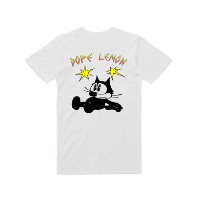 DOPE LEMON Felix / White T-shirt
