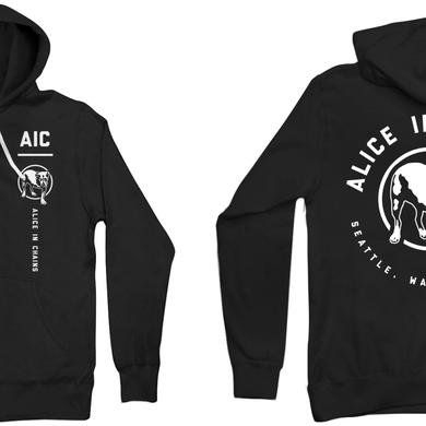 Alice In Chains Lone Mutt Hoodie