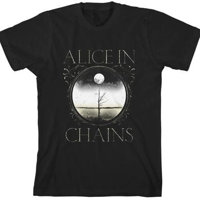 Alice In Chains Moon Tree T-Shirt