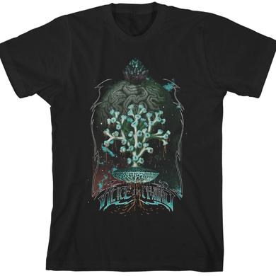 Alice In Chains Spore Planet T-Shirt