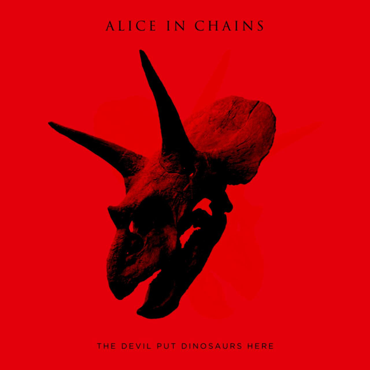 alice in chains the devil put dinosaurs here cd. Black Bedroom Furniture Sets. Home Design Ideas