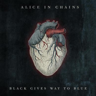 Alice In Chains Black Gives Way to Blue LP (Vinyl)