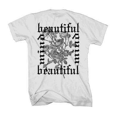 Jon Bellion Old English Floral T-Shirt