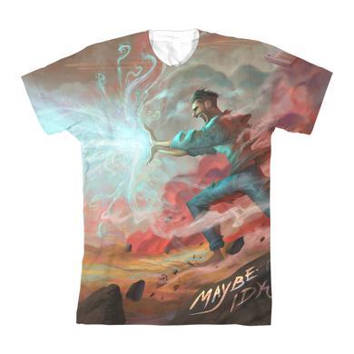 Jon Bellion Maybe IDK Sublimation T-Shirt